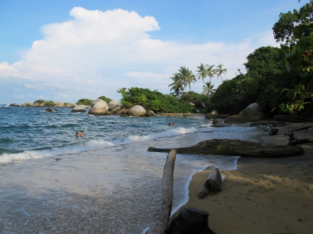 Parque Tayrona – a little slice of Colombian heaven