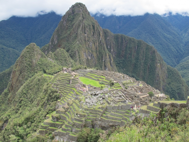 The great Machu Picchu trek