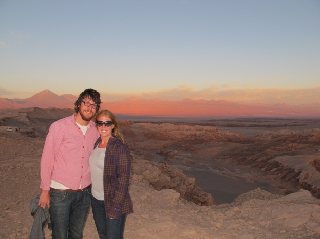 Soaking up San Pedro de Atacama