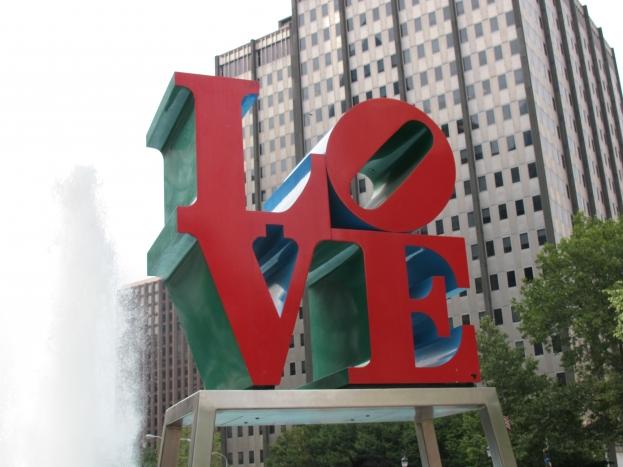 We love Philadelphia