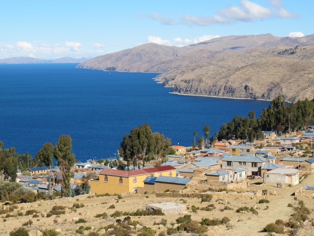 Lake Titicaca – the world's highest lake