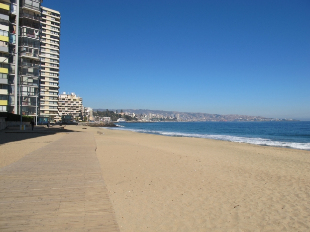 Vina Del Mar – a Chilean weekend retreat