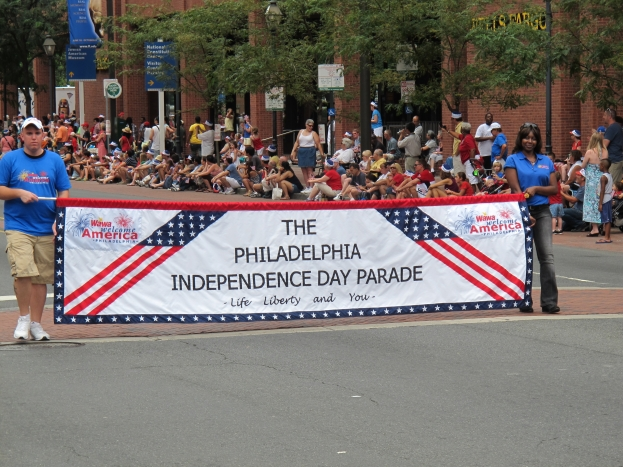 Philly Fourth of July festivities