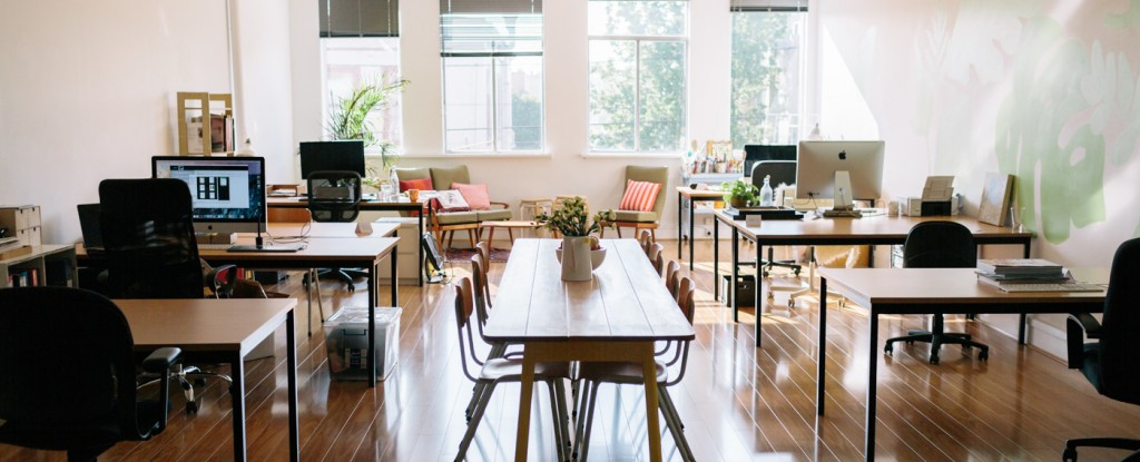 How a co-working desk pays for itself